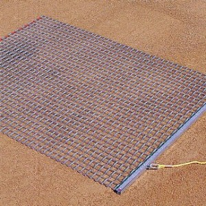 BDMAT35 - 3x5 All Steel Drag Mat